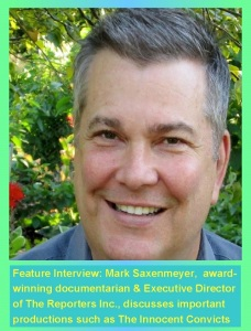 Show 2-Mark Saxenmeyer interview The Reporters Inc.