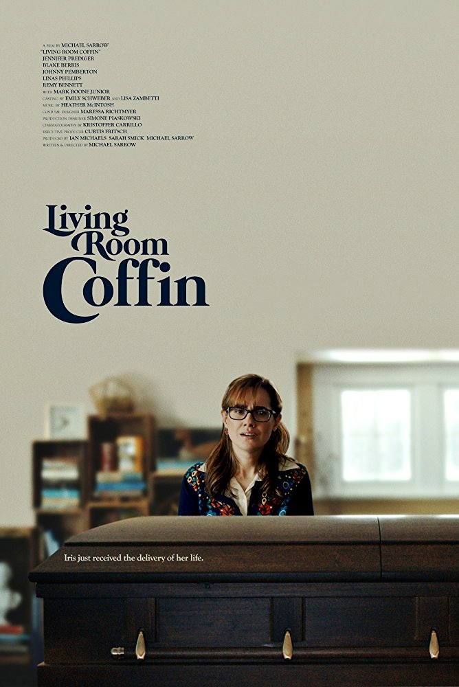 Living Room Coffin (2018) poster